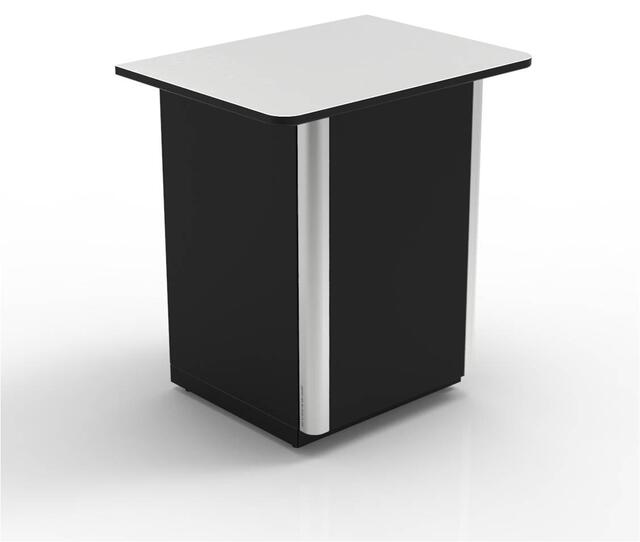 DVT cabinet with 80 x 60 table