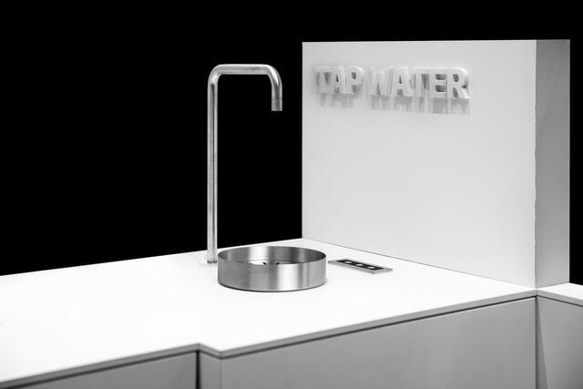 Zegowater Drip tray with drain Ø 210 mm