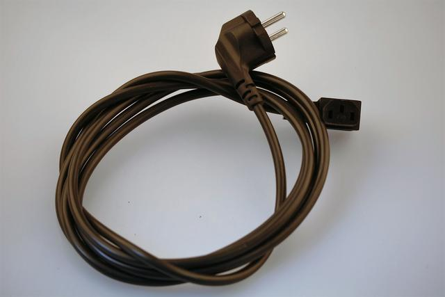 230 volt cable for M24i and Sparkling 17i