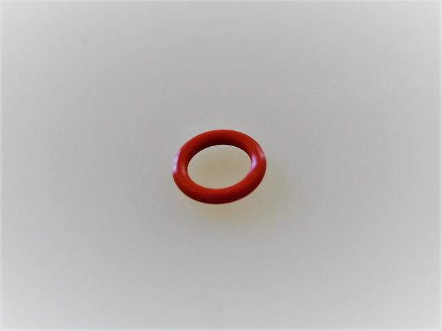 Eco mini O ring  5 x 8,6 rød