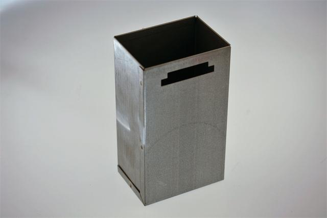 Money box metal