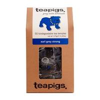 Teteras Earl Grey Strong (patillas) 50 piezas