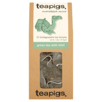 Green Tea with Mint (temples) 15pcs.