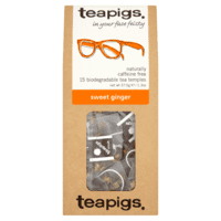 Teapigs Sweet Ginger (temples) 15 pcs.