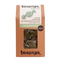Teapigs Peppermint Leaves (temples) 50 pcs.