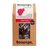 Teapigs Super Fruit (temples) 50 pcs.
